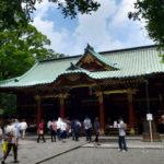 根津神社の神様からのメッセージ